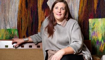 Iveta Vecenāne: Izstāde dod jaunas ierosmes, spēku un idejas darboties tālāk