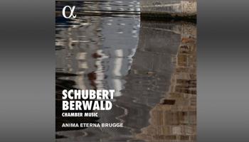 """Šūberta Oktets un Bervalda Lielais septets ar orķestra """"Anima Eterna Brugge"""" mūziķiem"""