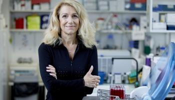 Itāļu zinātniece izgudro asins filtrācijas testu agrīnai vēža atklāšanai