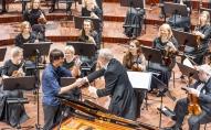"""Liepājas Simfoniskā orķestra 140. sezonas noslēgums koncertzālē """"Lielais dzintars"""""""
