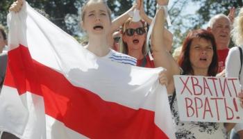 Baltkrievijā jau mēnesi nerimst protesti. Ķīnas un Taivānas attiecību spriedze