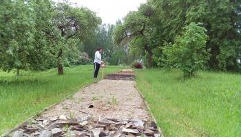 В Индре теперь есть тропа для ощущения счастья и наблюдений за природой