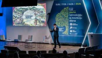 Dienas apskats. LU Jauno Inovāciju un tehnoloģiju dienas