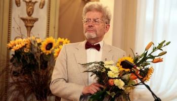 Sveicam muzikologu Arnoldu Klotiņu 85. jubilejā!