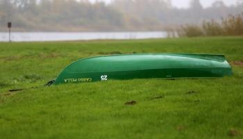 Drošība uz upes laivojot!