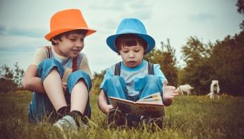 Daudziem pirmsskolas vecuma bērniem ir runas attīstības problēmas