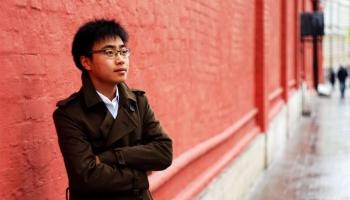 """Pianists A Bu un """"Tianchang Band"""" (Ķīna) festivālā """"Rīgas ritmi"""" Kongresu namā"""