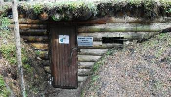 Ugāle: Rubeņa bataljona zemnīca un vecās aptiekas stāsts