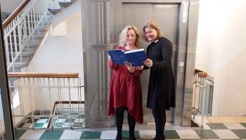 Anda Beitāne par JVLMA jubilejas grāmatas tapšanu: Strīdu nebija nemaz!