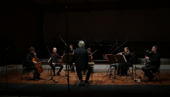Aivara Kalēja jubileja un jaunā mūzika Tartu, Tallinā, Viļņā, Parīzē un Rīgā