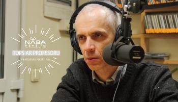 LU Pedagoģijas, psiholoģijas un mākslas fakultātes prof. I.Austers vērtē aktuālo mūziku