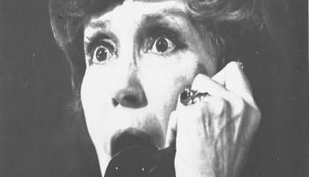 Lidija Freimane - intelektuāla, trausla aktrise, nesavtīga, skaista sieviete, mīloša māte