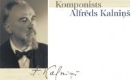 Siguldā godina komponistu Alfrēdu Kalniņu 140. gadskārtā