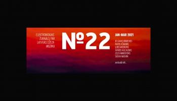 """Iznācis elektroniskā žurnāla """"JAZZin"""" 22. numurs! Studijā Evilena Protektore"""