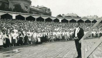 Теодор Рейтер: от скрипки до хорового пения