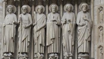 Ko mēs zinām par apustuļu dzīvi pēc Kristus augšāmcelšanās?