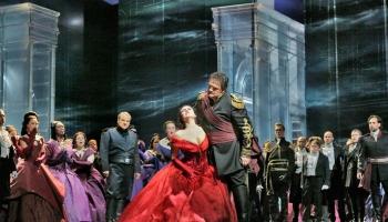 """No Ņujorkas Metropoles operas arhīva. Aleksandrs Antoņenko Džuzepes Verdi operā """"Otello"""""""