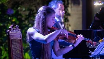 Vijolniece Madara Liepiņa: Bahs ir universs, kurā var atrast visu