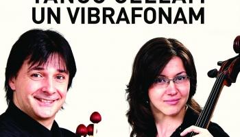 Музыканты Андрей Пушкарёв и Татьяна Редико: наше танго продолжается
