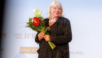 Легенда латвийской мультпликации Розе Стиебре снимает новый фильм