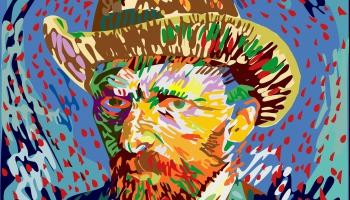 29. jūlijs. Miris nīderlandiešu gleznotājs Vinsents van Gogs
