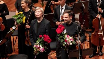 """Valsts kamerorķestra """"Sinfonietta Rīga"""" 15. sezonas atklāšanas koncerts"""