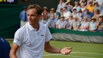 Теннисный триумф Даниила Медведева