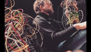 TENKA (Deniss Paškevičs) - Modulārie sintezatori. Džezs