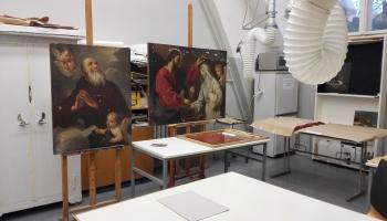 Mākslas dakteri – restauratori