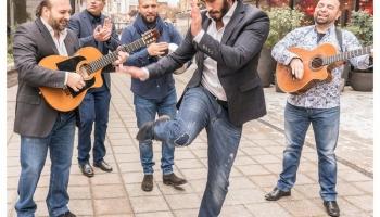 Romu mūzika no visas pasaules