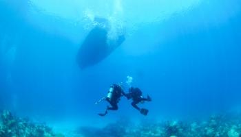 Такие мы: учимся мечтать и воплощать мечты. Сергей Семенов и мечта о подводной археологии