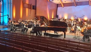 Latvijas Nacionālā simfoniskā orķestra Vecgada koncerts