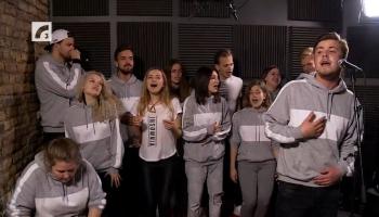 """Pozitīvais bezmiegs jeb vokālā grupa """"Insomnia"""" gūst panākumus prestižā konkursā Maskavā"""