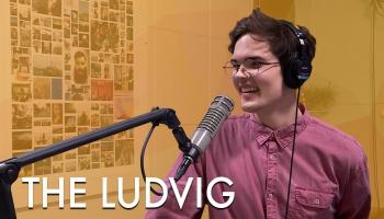 The Ludvig radio tiešraidē sastop savu lielāko fani