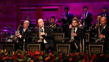Latvijas Radio Bigbenda svētku koncerts
