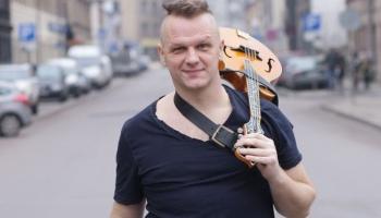 """Grupas """"Dzelzs vilks"""" līderim un dziesmu autoram Jurim Kaukulim - 50"""