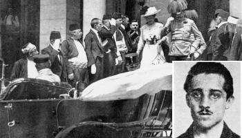 25. jūlijs. 1894. gadā dzimis serbu nacionālists Gavrilo Princips