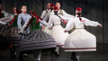 """Dziesmu un deju svētku tautas mūzikas koncerts """"Raksti"""" (2013)"""