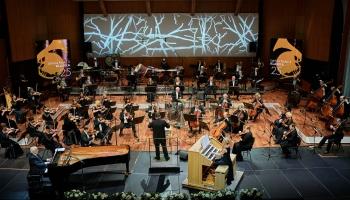"""Latvijas Radio 3 """"Klasika"""" jubilejas koncerts Lielajā ģildē"""