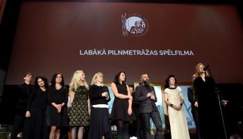 Daira Āboliņa: Žūrijai sarežģītākās diskusijas bija kategorijās, kas liekas viennozīmīgas