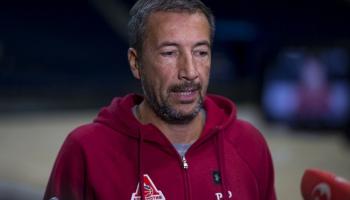 Itāļu treneri Banki apstiprina Latvijas vīriešu basketbola izlases galvenā trenera amatā