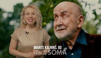 """Dziedātāja Ieva Sutugova piedāvā digitālo koncertlekciju skolēniem """"Imants Kalniņš. 80"""""""