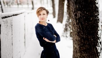 Fotomāksliniece Signe Rostoka: Man patīk dzīva mūzika, dzīvi cilvēki, emocijas