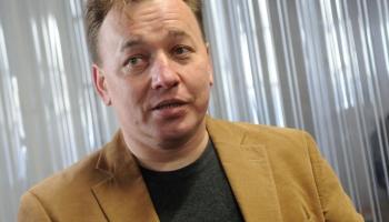 """Krustpunktā Lielā intervija: zemnieku saimniecības """"Kotiņi"""" īpašnieks Aldis Ločmelis"""
