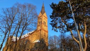 Rīgas Lutera draudzes dzīvesstāsts 130 gadu garumā