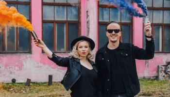 Ieva Sutugova un Jānis Bērziņš izdod kopīgu dziesmu