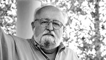 Kšištofs Pendereckis. In memoriam