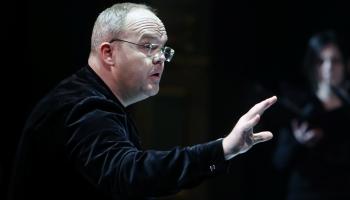 Sveicam diriģentu Māri Sirmo 50. gadskārtā!