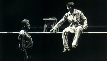"""Ērika Ešenvalda opera """"Augļu koks ir Jāzeps"""" – minimālisma skaistā uzvara"""