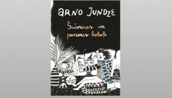 """Košā pasaule - Ķiparzeme. Arno Jundzes grāmata """"Šušnirks un pazemes bubuļi"""""""